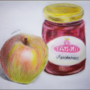 Apple and jam but not applejam by Flashmovieboy