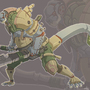 Sledj: Smasher Supremus by jouste