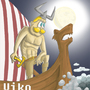 Viko the Viking by wynand