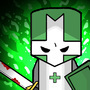 Castle Crashers Green Knight by Eskibro