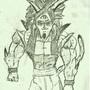 Omega Goku SSJ4 (Fusion) by WingoWinston