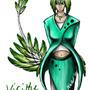 Jade Runner by FiraPhoenix