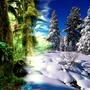 winter wonderland by kybrant