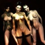 Nude Resident Evil Babes by Bezzy93
