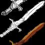 Yuk-Yuk's Sword by Kinsei