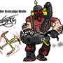 Der Kreissage Waffe by FATSHARK