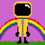 Nuclear Rainbow
