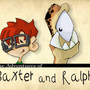 Baxter and Ralph by leodepsky