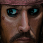 Captain Jack Sparrow by vylent