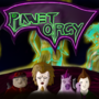 Planet Orgy poster by SugarCain