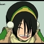 Toph by Issyl
