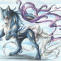 Suicune by silentfreak
