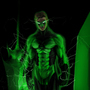 Green Lantern by reality-monkey