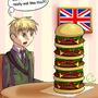 England Burgers by Kashi