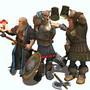 WAR Dwarfs by ShivaFang