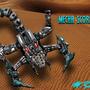 Mecha Scorpion by dragonofthewest