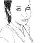 Hawt Girl Portrait by Emazizing