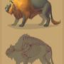 Buffalion by TateOrtena