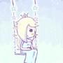 Sad stargirl by VooDooDollMaster
