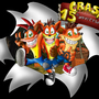 Crash Bandicoot 15th by SonAshTheBandiHog