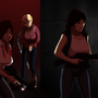 L4D Ladies by Badspot