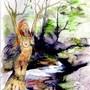 Dryad by Marmitebrain