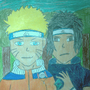 Naruto and Sasuke by TheShreme
