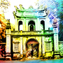 Rainbow Temple by MrMusicalLion