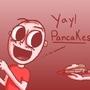 Pancakes! by Sethdd
