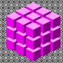 Chroma Cube by Lockesmyth