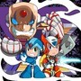 MegaMan X Powered Up Fin by Magicalmelonball