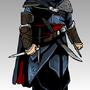Ezio Auditore by mickandgreg