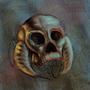 skullthingspeedpaint by whatthemeh