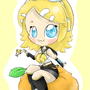 kagamine rin by supersexybeast
