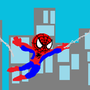 spiderman swing by R-4347