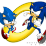 Sonic 20th Anniversary by MentalMyles
