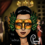 venetian Mask by ramymagdy