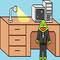 Executive Frog
