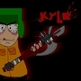 South Park Kyle Madness by aquaz0mbies