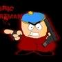 South Park Cartman Mandess by aquaz0mbies