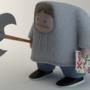Ryan in 3D form by FilthyNeckBeard