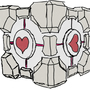 Companion Cube by FireOps