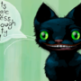 Solipsist Kitten Says... by RaggedyAnarchist