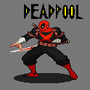 24- bit Deadpool by Kage26