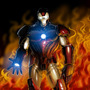 The Invincible Iron Man by Nekow