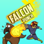FALCON... PUUUUNCH by aniforce