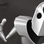 Robot by J-qb