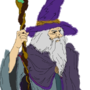 Nizbaf the Crazed Wizard by battlestar