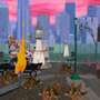 Doomsday in 3DMM city by SamuraiClinton