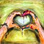 Music + Art = Love by Schteeve